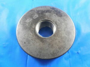 M18 X 1 5 6g Metric Solid Thread Ring Gage 18 0 No Go Only P d 16 854 Tools