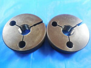 M16 X 1 5 4h Metric Thread Ring Gages 16 0 Go No Go P d s 15 028
