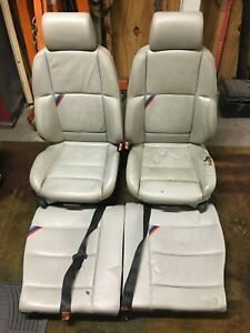Bmw E36 M3 Sedan Seats Dove Sport Manual