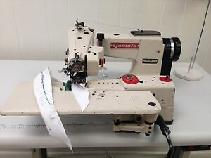 Yamato Differential Feed Blindstitch Complete Unit Industrial Sewing Machine