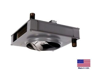 Unit Heater Hot Water Hydronic Commercial industrial 28 800 Btu 595 Cfm