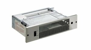 Kick Space Heater Under Cabinet Hydronic Hot Water 4935 Btu White Grill