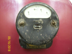 Vintage Black 1940 s General Electric I 14 Watt Hour Electric Meter