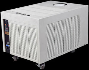 Affinity Raa 003b cd24cb Trufocus Cooler Lab Air cooled Water Chiller Unit Parts