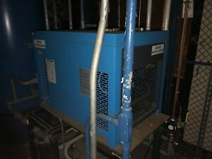 Spx Hankison Hprp100 115 Hpr Plus Refrigerated Compressed Air Dryer 100 Cfm