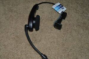 Hme Hs6000 Red Wireless Drive Thru Intercom Headset Works Great
