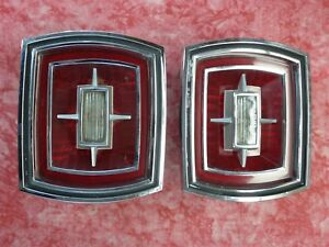 1966 Ford Galaxie Tail Lights Nice
