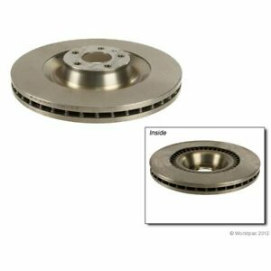 Ate Brake Disc Front Driver Or Passenger Side New Awd Rh W0133 1773721