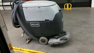 1 Lot Of Nilfisk Advance Burnisher And Extractors