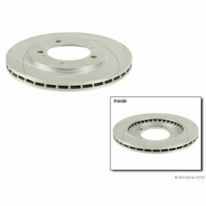 Ate Brake Disc Front Driver Or Passenger Side New Rwd 4wd Rh W0133 1833983