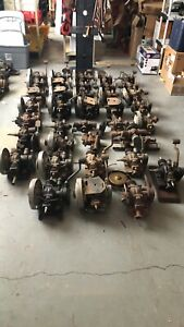 Maytag Twin Cylinder Gas Engine Lot Ebay Parts Seller