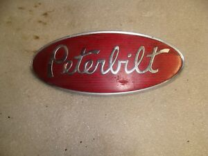 Rat Rod Peterbuilt Emblem