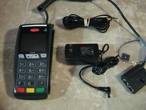 Ingenico Ict250 cl Credit Card Terminal With Emv chip Reader Elavon