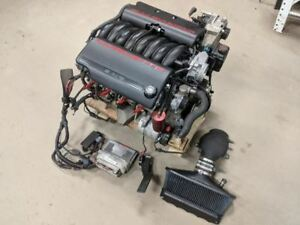 1997 Corvette 5 7 Ls1 Engine Liftout Etp Heads Cam 500 hp 51k Miles Ls2 Ls3