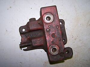 Ford New Holland 600 Remote Control Valve Housing 311878