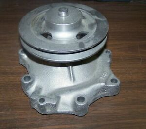 Pump Water W Pulley Ford new Holland Tw10 tw15 tw20 tw25 a fapn8a513ll