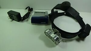 Enova Medical Halo 6000 Surgical Headlight System Cordless i9
