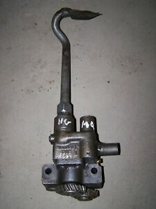 Case Ih 1370 Oil Pump A140445