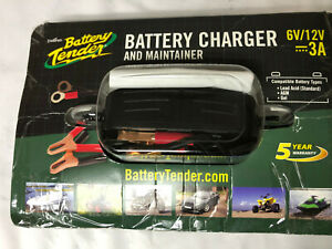 Battery Tender Power Plus 3 Amp Battery Charger