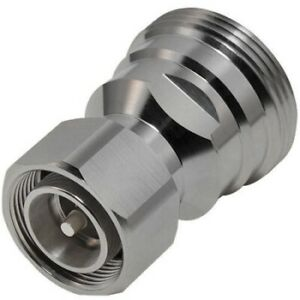 Rf Industries 7 16 Din Female To 4 3 10 Din Male