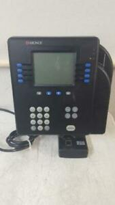 Kronos Series 4500 8602004 002 Time Clock System W 8602801 001 Touch Reader