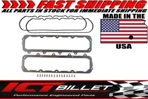 Lt Gen V To Sbc 1960 86 Valve Cover Adapter Plate Set Lt1 Lt4 L83 L86 Ltx
