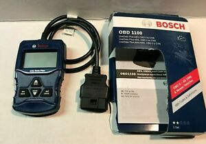 Bosch Obd 1100 Obd2 Automotive Scanner Code Tool Reader With Live Eng Data