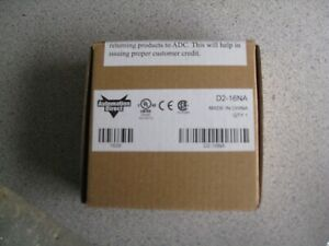 Automation Direct Control Component d2 16na New In Box