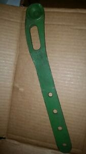 John Deere New Old Stock nos Jd Sickle Mower H22717h Pitman Arm Strap