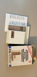 Digistat R 205 Single Stage Heat cool Heat Pump Replacememt Thermostat Nos