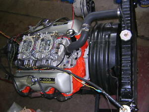 Chevy 409 Engine For Sale