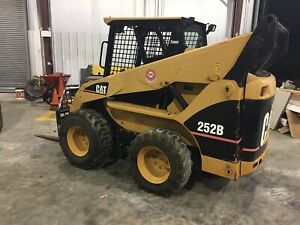 2012 Caterpillar Skidsteer 5000 Hours One Owner Great Condition