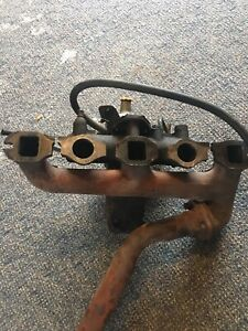 Mgb Zenith Carburetor Intake exhaust Manifold And Air Cleaner
