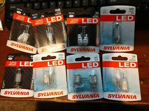 Lot Of Sylvania Led Lights New In Box Low Price