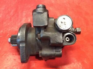 Ford 6000 Tractor Power Steering Pump Eaton