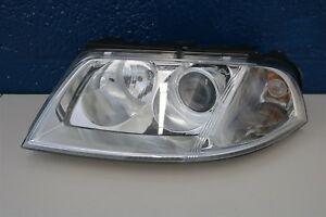 2001 2002 2003 2004 2005 Volkswagen Passat Left Headlight Halogen