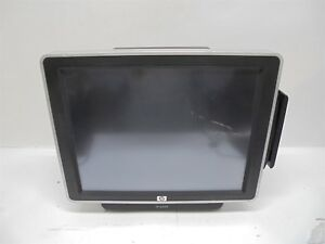 Hp Ap5000 Pos Touchscreen Intel Core 2 Duo E7400 2 80ghz 3gb Ram No Hard Drive
