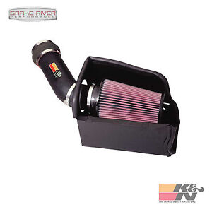 K N Cold Air Intake 94 97 Ford Powerstroke Diesel 7 3l F250 F350 Oiled Filter
