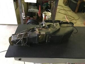 1971 Chevrolet Camaro Under Dash Ac Air Conditioning Heater Assembly