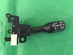 Cruise Control Switch Stalk 18a227 Toyota Corolla Tundra Sienna Camry 2004 10