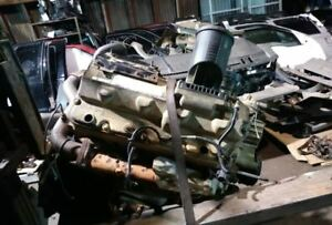 08 09 10 Ford F250 Sd Pickup 6 4 Diesel Engine Vin R Core Motor 2008 2009 2010