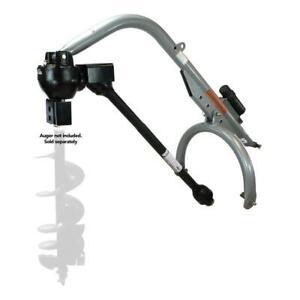 Dirty Hand Tools Model 110 3 point Hitch Post Hole Digger Outdoor Digging Tool
