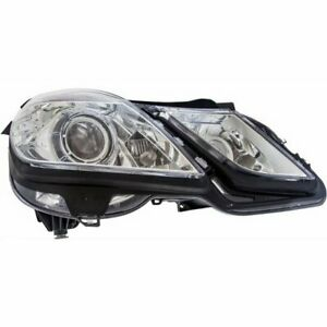 Hella Hid Headlight Lamp Passenger Right Side New For Mercedes 011705141