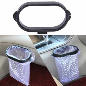Creatice Car Trash Can Garbage Vehicle Truck Storage Bag Holder Organizer New