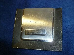 1967 Ford Mustang Mercury Cougar Center Console Ashtray Lid With Handle Oem 67