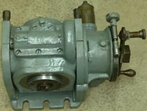Kearney Trecker Or Milwaukee 40 1 Dividing Head Excellent Condition