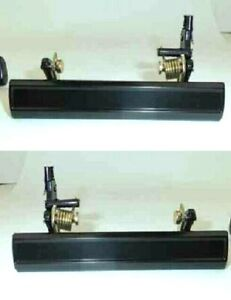 1970 1981 Trans Am Firebird Camaro New Exterior Door Handle Set In Black