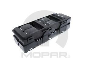 Mopar 04602781aa Door Power Window Switch Front