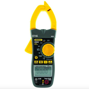 General Tools Auto Range Ac Dc Non Contact Voltage Detector Digital Multimeter