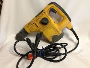 Dewalt Dw568 Sds Rotary Hammer Drill 1 1 8 Works Great No Box No Front Handle